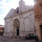 Kostel v Rimini