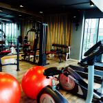 Exercise during your stay at Interpark