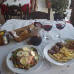 Ariadne Hotel Platanes Foto