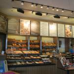 Panera Bread service counter, Portsmouth/Newington NH