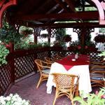 Restaurant Europa, oustside