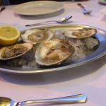 Oysters at Reno