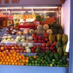 莉莉水果店照片