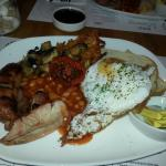 amazing breakfast :)