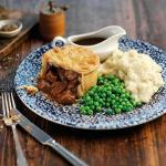 beef and doom bar ale pie