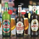 Our world beer range