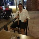 Grand Akça Otel Havuz Kafe Nargile Keyfi