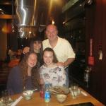 Having Fun At Benihana!