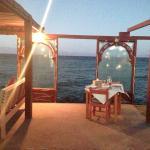 The restaurant of Mirage Village Hotel
