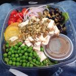 Amazing salad ❤️