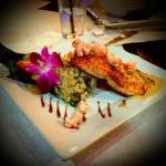 Pan seared salmon!!!!!!