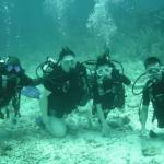 Group photo at 60 feet