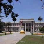 Quinta Normal e Museo Nacional