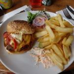 Burger espagnol