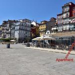 1st floor apartment right in the vibrant Ribeira cultural quarter