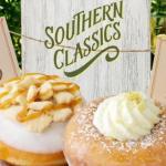 Southern Peach Pie donut!