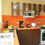 Cocina / Interior vista frontal