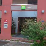 Ibis Styles Annecy - entrée