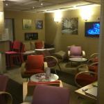 Ibis Styles Annecy - le salon