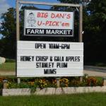Big Dan's U-Pick'em & Farm Market