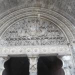 Abbaye portail abbatiale