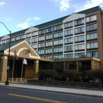 坎伯蘭市中心華美達飯店