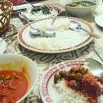 Bamia and Molokheya - Delicious!