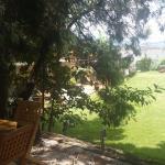 El bello jardíin