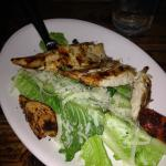 small caesar with chicken