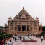 The Akshardham Temple Photo
