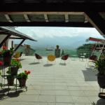 La terrasse principale