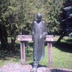 The Statue of Miklos Radnoti