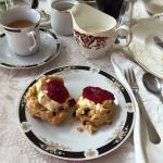 صورة فوتوغرافية لـ the old'e tea parlour