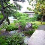 西宮市大谷記念美術館 庭園