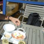 Tapas pour amateurs de fruits de mer