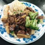Ming's beef, Mandarin, Ames