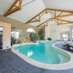 Espace piscine sauna hammam