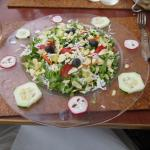 My Sweet Pico - Mediterranean salad