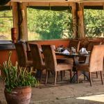 Restaurant area- camp