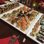 Sushi-Wok