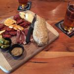 Cheese Board & brew