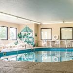 Refreshing Indoor Pool