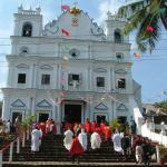 Cansaulim Church