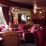 Hôtel Le Verseau - un des salons
