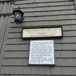 """One of Lunenberg's most historic homes"""
