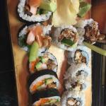 Assorted rolls