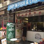 Chip In Fish and Chips in Sai Kung