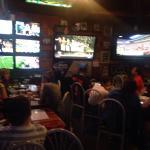 The Florida Gator Club meets here on football Saturdays!