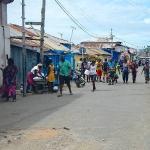 Street scene old Accr