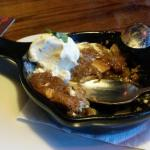 Skillet Cookie and Ice Cream